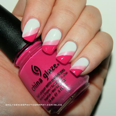 China Glaze Snow Catrice Just Married China Glaze Rich & Famous credit: www.emilydeniseph...
