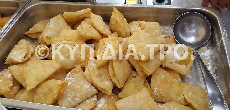 Πουρέκια της αναρής ψημένα (Μαγειρεύω Κυπριακά 2015). <br/> Πηγή: Στάλω Λαζάρου.