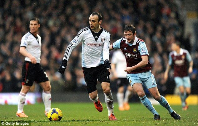 Arsenal preparing £2m bid for Berbatov
