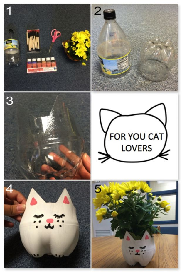 Dishes U0027nu0027 DIYs: 3 Easy, Cheap Dorm Room Crafts Part 61