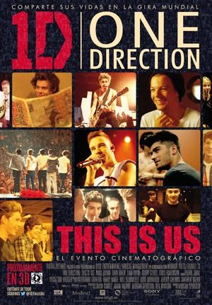 One Direction: This is us (3D) Saw this today and it was amazing!!!!!