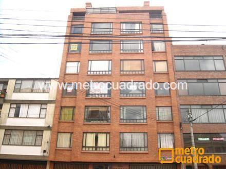 Arriendo de Apartamento en Chapinero Alto - Bogotá D.C. - MC941404