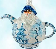 Asian Christmas Ornaments