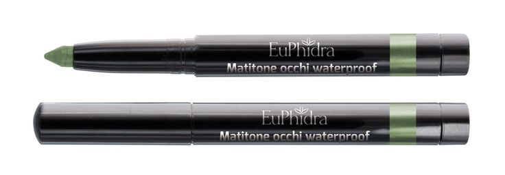 Novità Euphidra makeup per l'estate 2014: matitoni waterproof