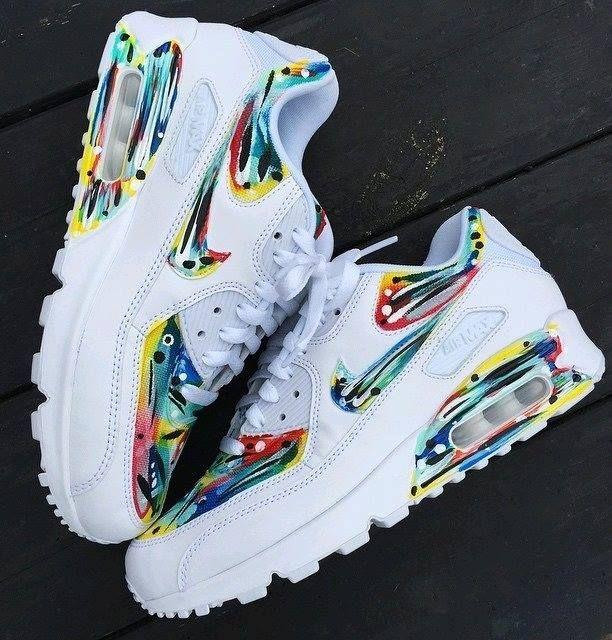 grande vente 95867 77c9e Top 10 Nike Air Max Customs II   sneakers   Nike air max ...