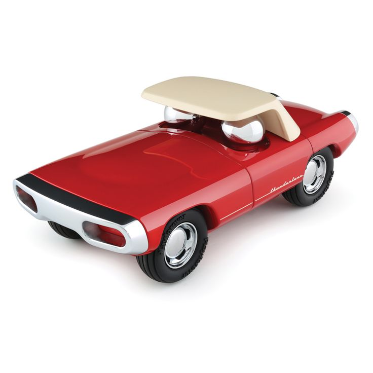 Playforever Thunderlane Dean Red via Send A Toy