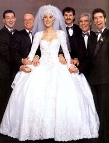 Celine Dion And Her Brothers