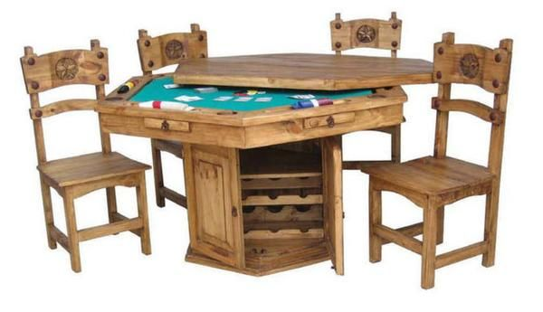 Order Million Dollar Rustic Poker Table today. FREE shipping and insurance on all of our Million Dollar Rustic products. Order today.