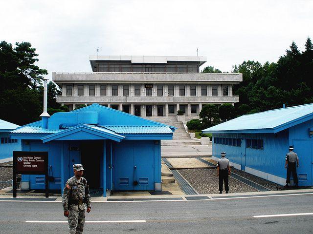 panmunjom | Joint Security Area @ Panmunjom | Flickr - Photo Sharing!