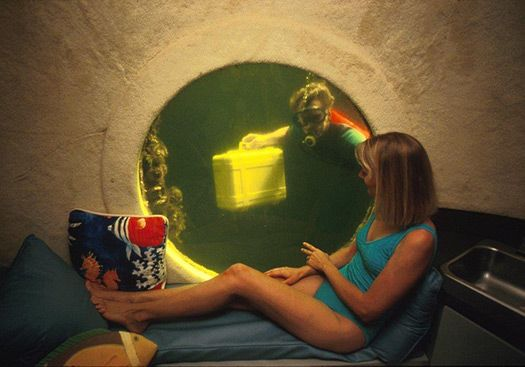 How Much Is A Room In The Underwater Hotel Usa