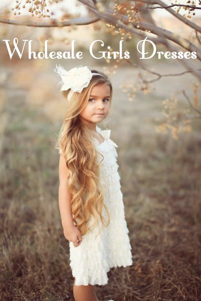 #Steps To #Make Your #Babies #Look #Like #Princesses With #Wholesale #Girls #Clothing! @alanic.com