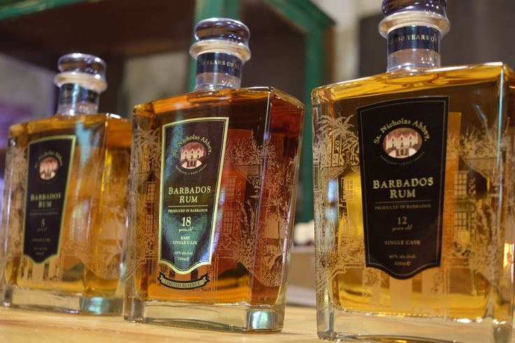 St Nicholas Abbey Rum - a unique handcrafted #Barbados rum. Visit the plantation to see where the canes are grown and the rum created.