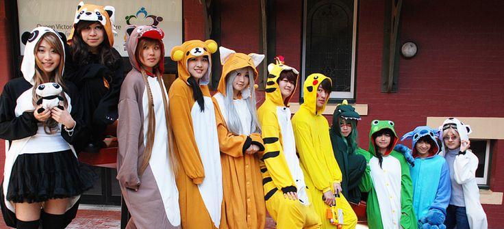 Disfraces Kigurumi de Animales #blog #tienda #disfraces #online #carnaval #halloween