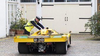 Insolite : une amende de stationnement sur sa Ferrari à €13 millions