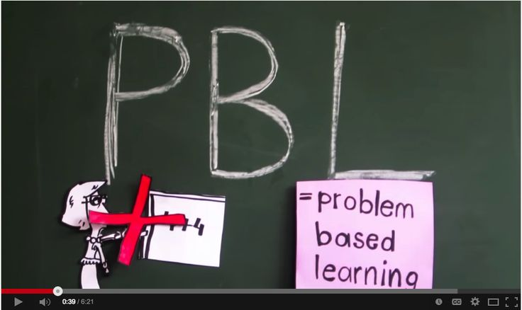 Problem Based Learning Explained for Teachers ~ Educational Technology and Mobile Learning