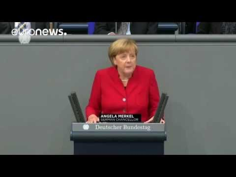 BREAKING : Merkel Set To Lose Next Election - Continues With Migrants Waves