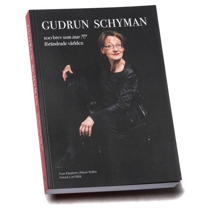 100 brev som (inte?1?) förändrade världen. Gudrun Schyman