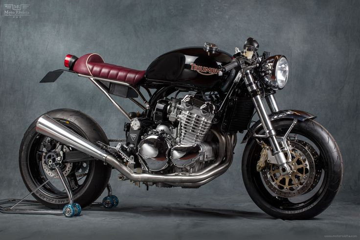 Triumph Legend TT by Mr Martini