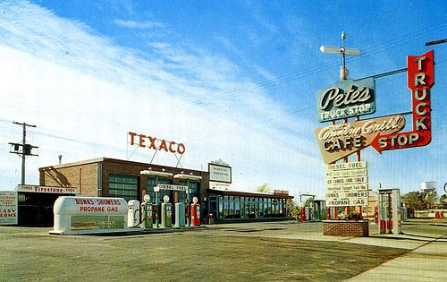 Pete's Texaco & Truck Stop - Sioux Falls, South Dakota