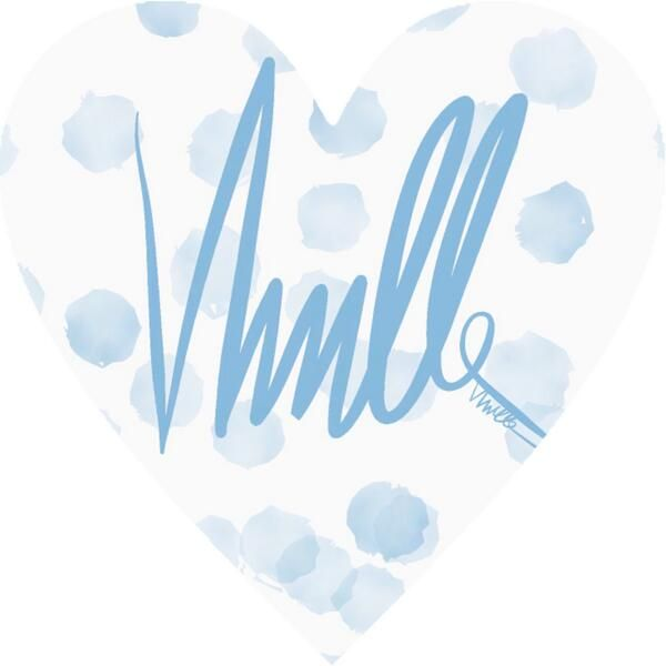 Vintage_Vanilla (ivintagi) on #Twitter// #design #dots #blue