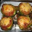 Replace you nutrient killing microwave today with a toaster oven.Toaster Oven Stuffed Peppers