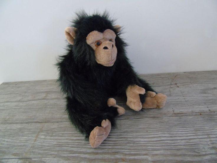 Planet Earth Black Monkey Chimpanzee Love Earth BBC 16