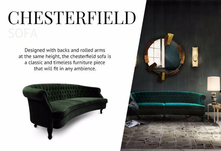How To Pick The Type Of Modern Sofas That Works Better For You | Velvet Sofa. Chesterfield Sofa. Living Room Ideas. Read more: http://modernsofas.eu/2017/05/03/pick-type-modern-sofas-works-better/
