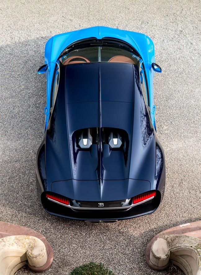 Bugatti Chiron : No limit !                                                                                                                                                     Plus