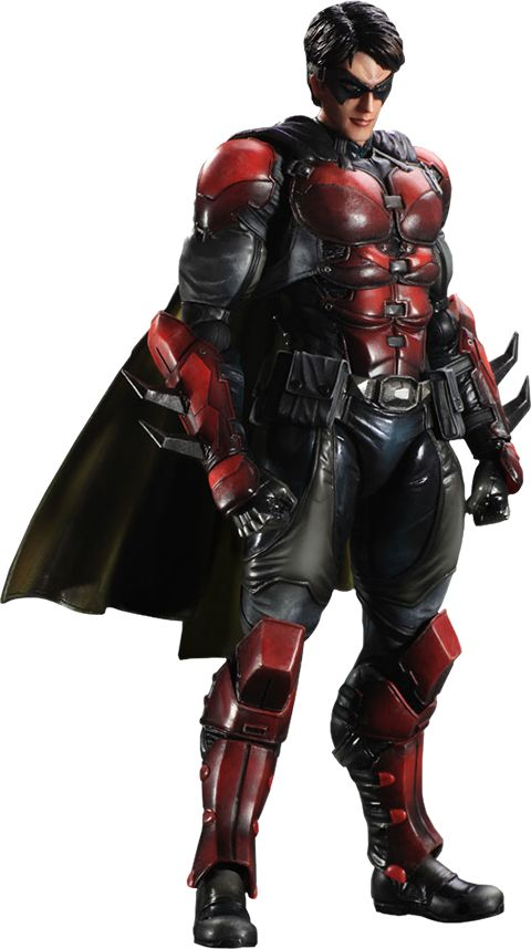 He might be my fathers, enemies, partner, but you must admit, that suit is pretty cool! Could it get any cooler?