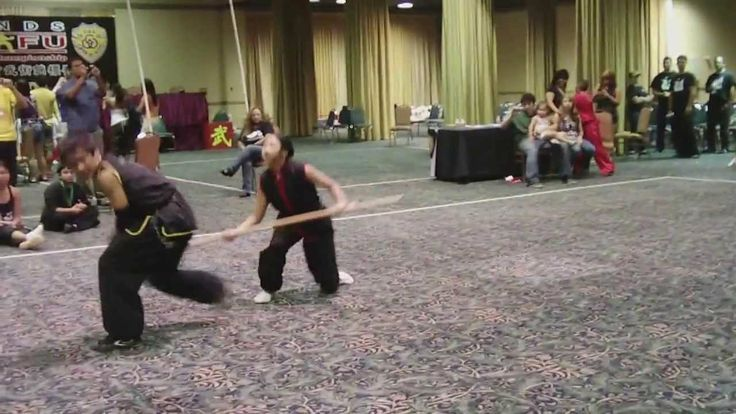 Basic Bo Staff Techniques   Livestrong.com