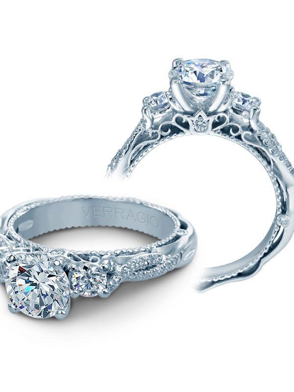 Raymond Lee Jewelers Verragio Engagement Ring