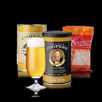 #Coopers beer #making kits home brew kits selection available lager #brewmaster,  View more on the LINK: 	http://www.zeppy.io/product/gb/2/271860052122/