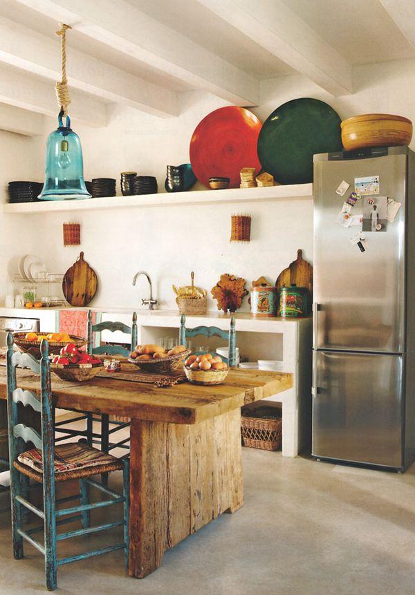Casa Eugenia Silva_kitchen