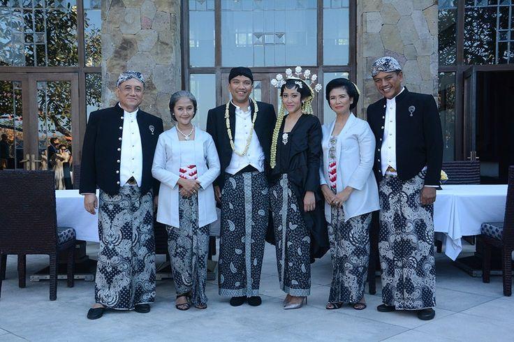 Javanese Wedding at Amanusa Bali -