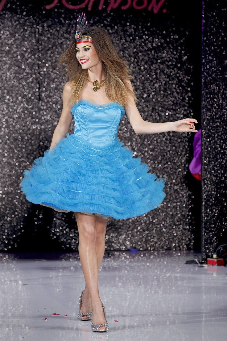 Enchanting Betsey Johnson Tea Party Dress Collection - All Wedding ...