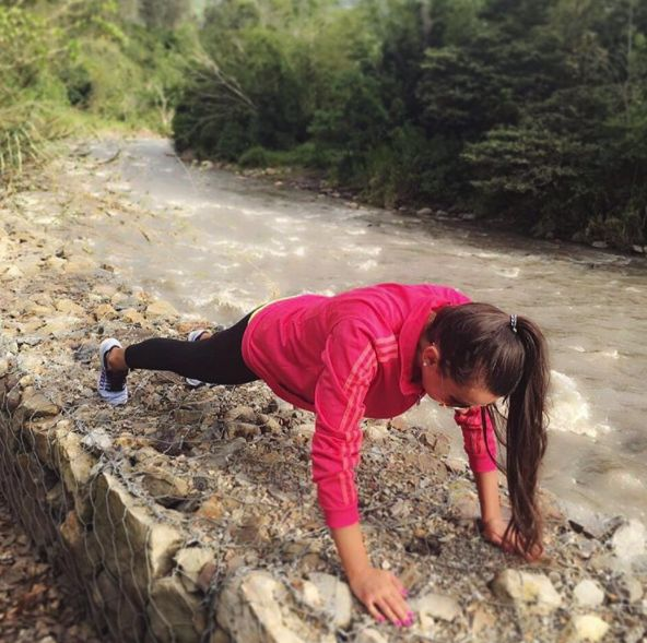 Fit girl! #mondaymotivation #fitlife #fitnessmotivation #workout #exercise