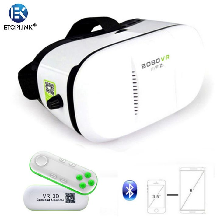 Find More 3D Glasses/ Virtual Reality Glasses Information about BOBOVR Z3 Virtual Reality 3D Video Glasses Adjustable Focal Distance 3D VR Headset for 4   6 inche Phone + Bluetooth 6.0 Gamepad,High Quality headset stereo,China headset xbox 360 live Suppliers, Cheap glasses cases for men from Guangzhou Etoplink Co., Ltd on Aliexpress.com