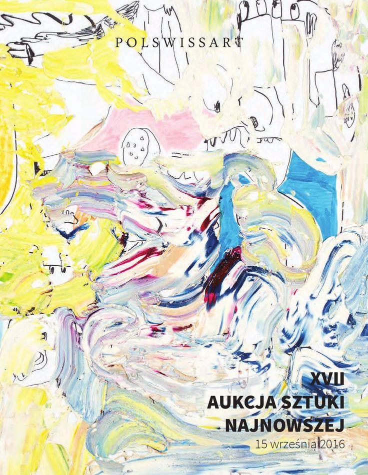 Artur Herkt Rynek Sztuki aukcja sztuki najnowszej 2016 polswissart katalog