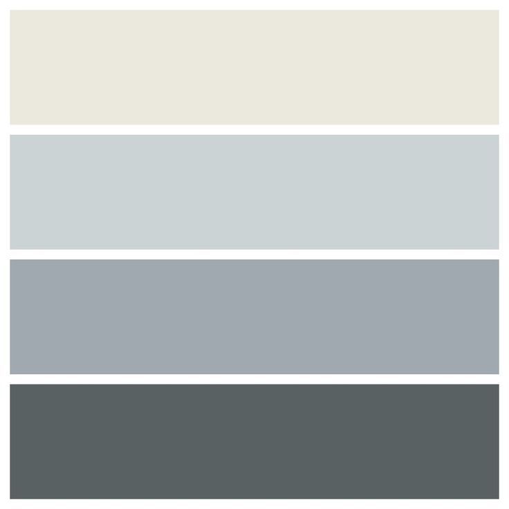 Andrew & Chris's paint colors, Income Property HGTV