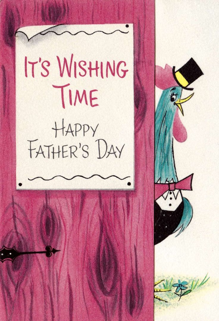 159 best vintage greeting cards images on pinterest vintage fathers day card kristyandbryce Image collections