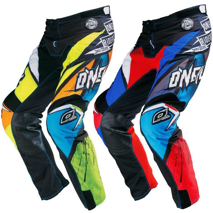 Oneal Mayhem Glitch Youth Off Road Dirt Bike Motocross Pants