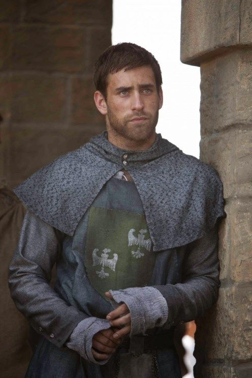 Oliver Jackson- Cohen as Ralph in World Without End