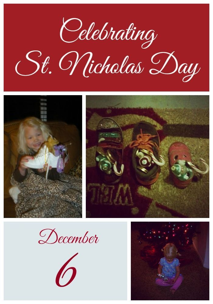 Christmas Traditions: Celebrating St. Nicholas Day