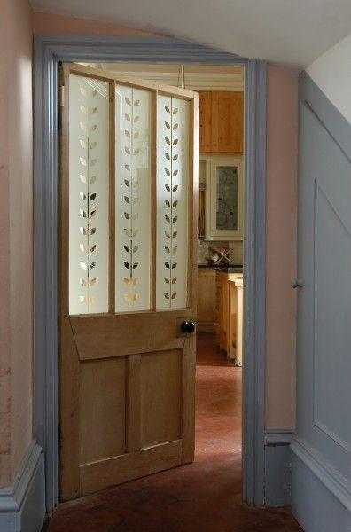leaf design window film
