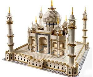 This isn't the LEGO set you'd find in a playschool or daycare. The LEGO Taj Mahal Set is in a class all by itself. With stunning detail and innumerable individual pieces, this palatial model is a great way to show off your LEGO building skills while more subtlety communicating you have a lot of available…