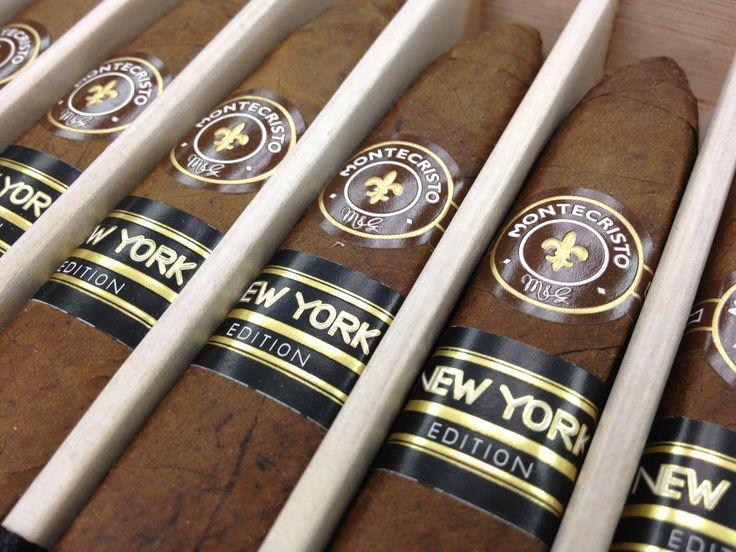 Montecristo New York Connoisseur Edition No. 2 Cigars