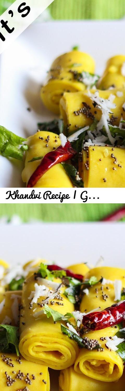 Ms de 25 ideas increbles sobre food recipes in hindi en tags khandvi recipe khandvi vegetarian recipes indian recipes indian vegetarian recipes gujrati recipes gujarati khandvi recipe khandvi recipe in forumfinder Choice Image