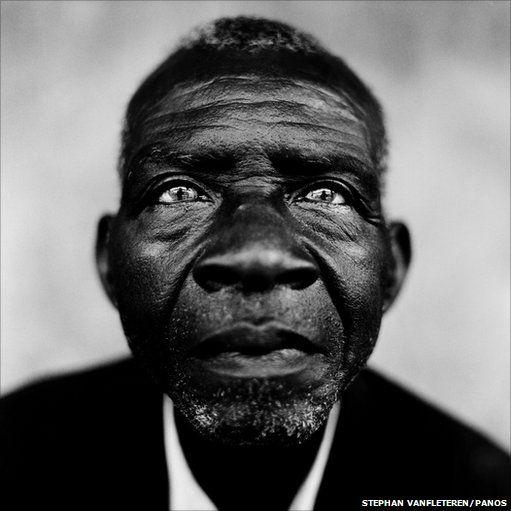 Abel - Congo  Stephan Vanfleteren
