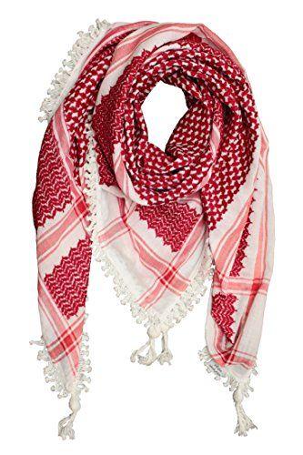 Hirbawi Kufiya Original Men's Royal Lace Arab Scarf One Size Dark Red on White Hirbawi Kufiya Original http://www.amazon.com/dp/B00MNVE7EY/ref=cm_sw_r_pi_dp_.SlAub16Z37A7