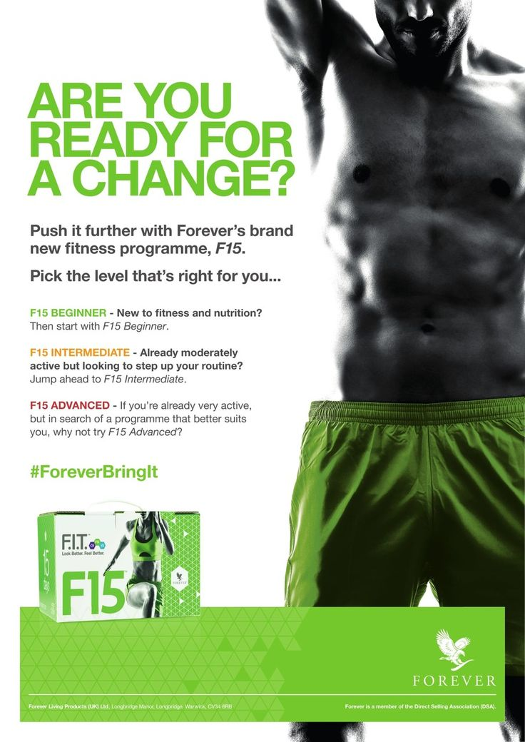 Whether you're new to fitness, moderately active or after an intense programme, F15 has it all. http://link.flp.social/N7PVFi